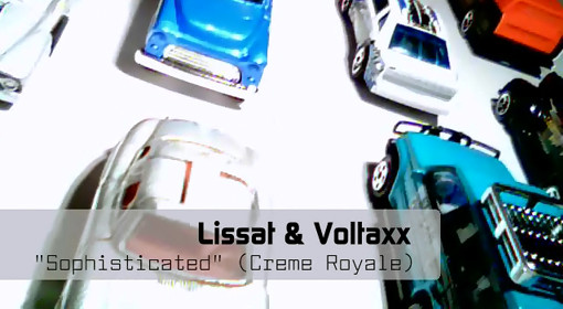 Lissat & Voltaxx - Sophisticated